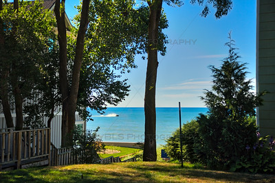 Long Beach, Indiana Lake Michigan View