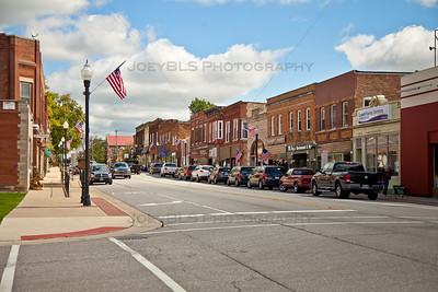 Downtown Historic Lowell, Indiana