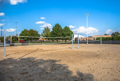 Munster, Indiana Community Park Sand Volleyball