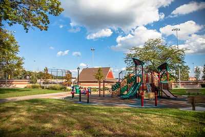 Munster, Indiana Community Park Playground