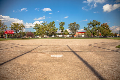 Munster, Indiana Community Park Baseball and Softball Fields