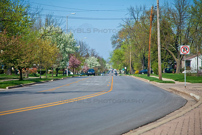 Columbia Ave in Munster, Indiana