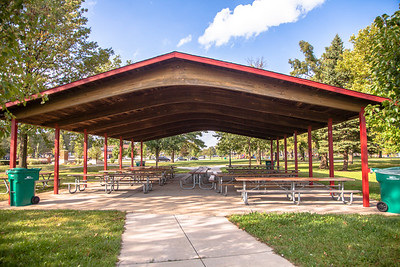 Munster, Indiana Community Park Shelter
