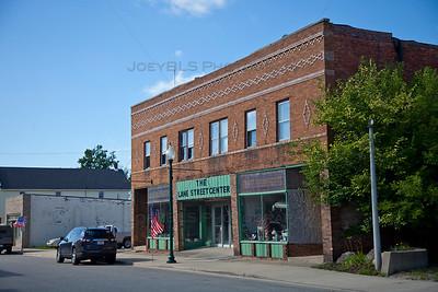 North Judson, Indiana Lane Street Center