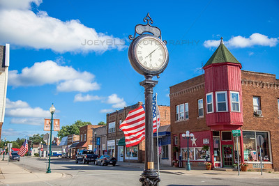 Downtown North Judson, Indiana