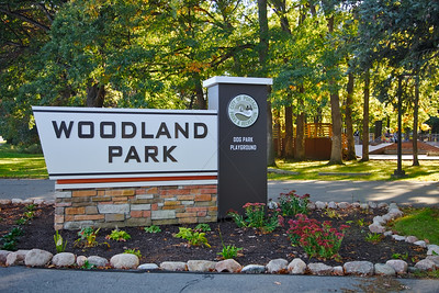 Woodland Park in Portage, Indiana