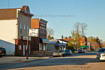 Downtown Porter, Indiana