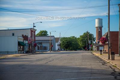 Downtown Remington, Indiana