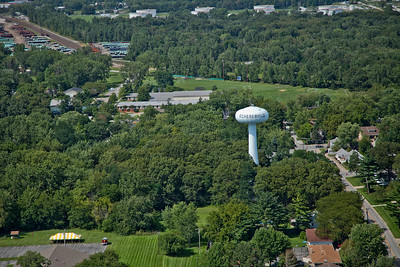 Aerial Schererville, Indiana