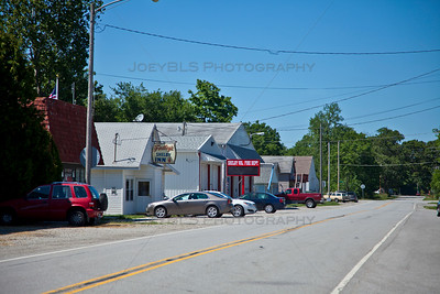 Downtown Shelby, Indiana