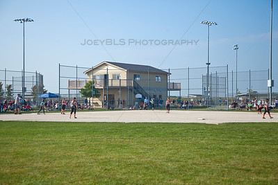 St John Indiana Softball Fields at Heartland Park