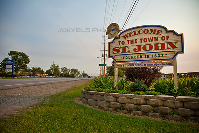 Welcome to St John, Indiana