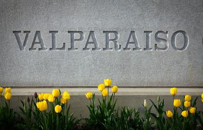 Valparaiso Indiana Marquee Monument