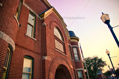 Historic Memorial Opera House Valparaiso, Indiana