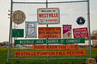 Welcome to Westville, Indiana
