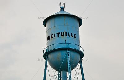 Westville, Indiana Water Tower