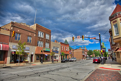Downtown Whiting, Indiana