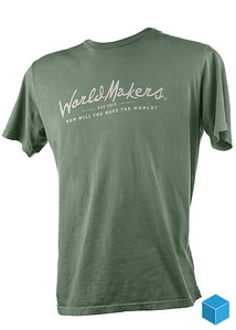 Product - World Makers - T-Shirt