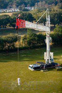 Deep South Cranes - Aerial
