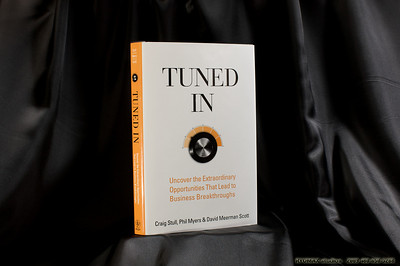 Tuned In:Uncover the Extraordinary Opportunities That Lead to Business Breakthroughs by Craig Stull, Phil Myers & David Meerman Scott, Publisher: Wiley