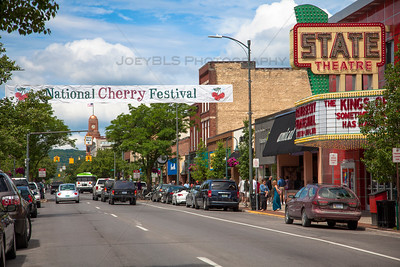 National Cherry Festival in Traverse City, Michigan