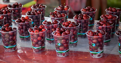 Cups of Cherries