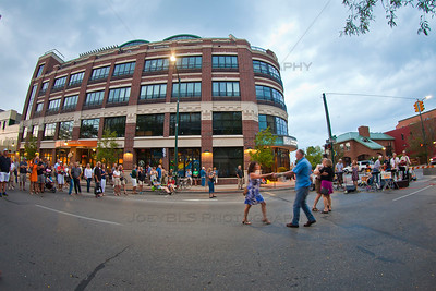 Friday Night on Front Street, Traverse City