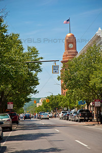 Front Street in Traverse City