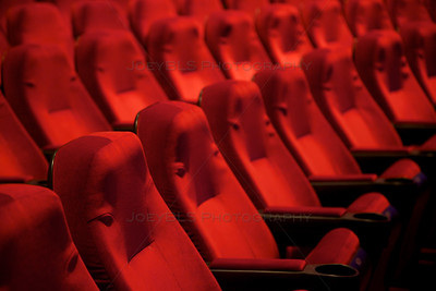 Red Velvet Theater Seats