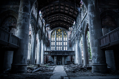 City Methodist Cathedral in Gary, Indiana