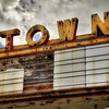 Town Theater in Highland, Indiana