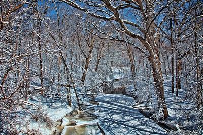 Winter at Plum Creek