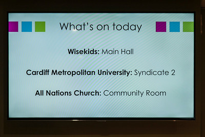 Wise Kids Summit 2017 All Nations Centre Cardiff