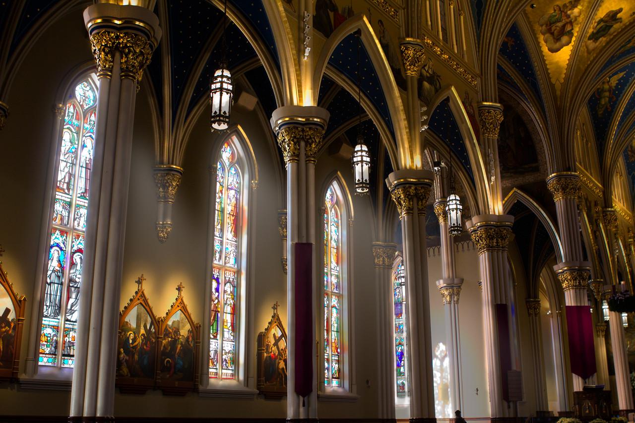 """Basilica"" ©end2endphotography 2012"