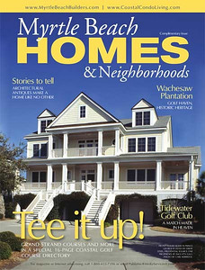 Cover Shot for Myrtle Beach Homes and Neighborhoods