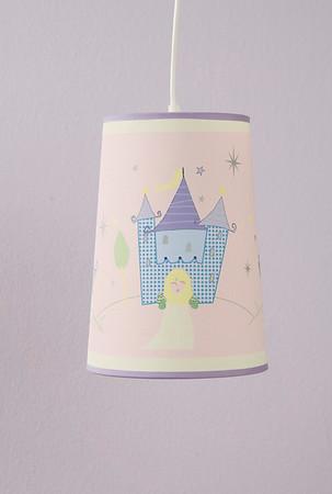 Kids Line Lamp Shades/ Hamper