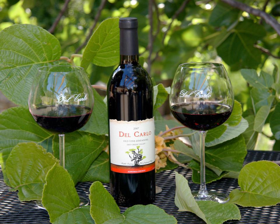 """De Carlo Winery on Dry Greek Road in Healdsburg CA   707-433-1036   <a href=""""http://www.delcarlowinery.com"""">http://www.delcarlowinery.com</a>"""