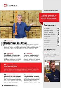 Editorial business portrait