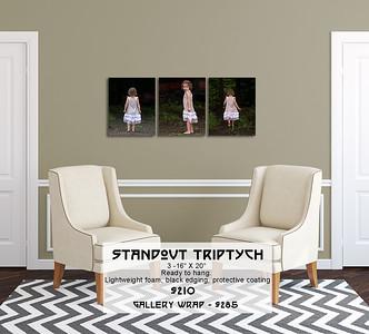 Heidi-Triptych-16X20