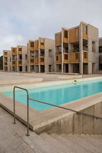 Salk Institute Restoration