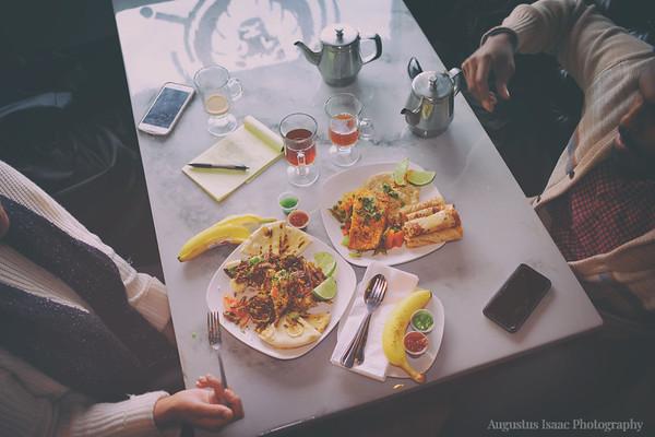 Somali Food and Culture Photo Shoot