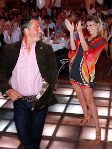 Darren Gough does 'Strictly'