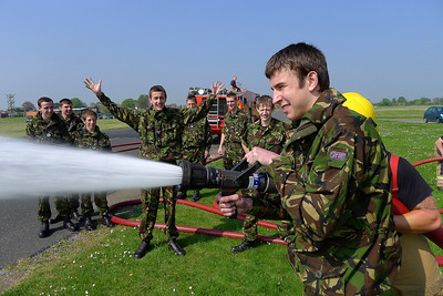 140 Matlock Air Cadets