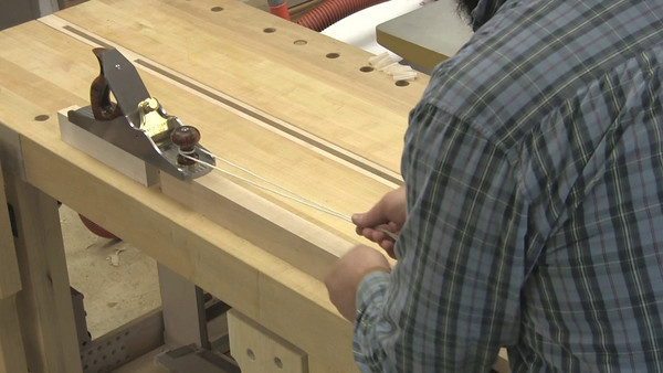 Brese Panel Plane String Trick