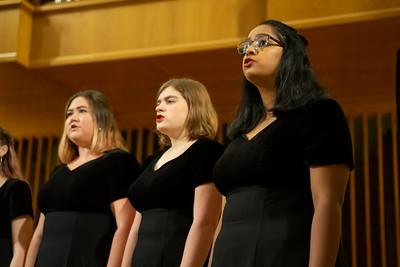 Choir Recital 2019