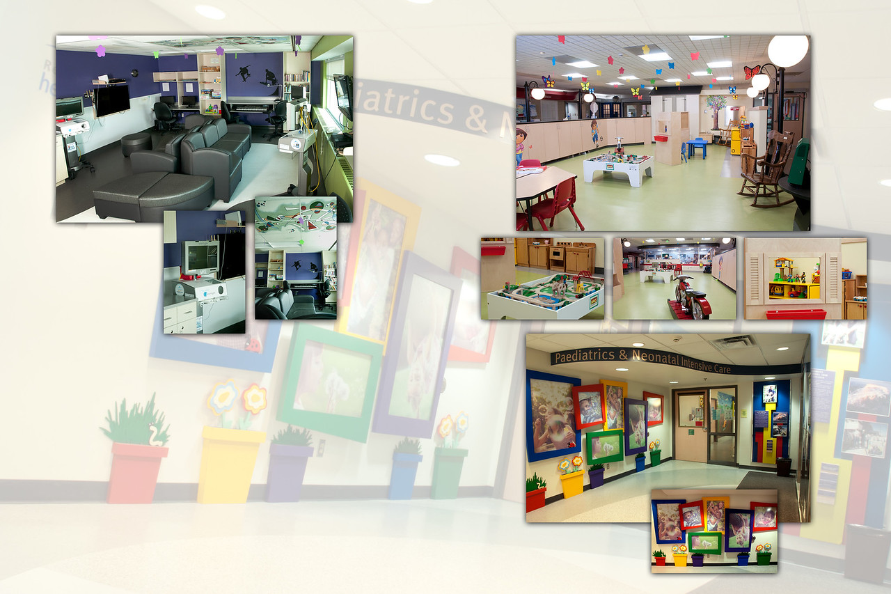 Photos and display design for the Love of Children Gala live and silent auction, and Gold Tournament.