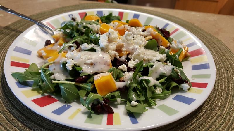 Arugula Craison Salad