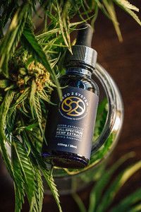 Seed2System | Hemp Extract | Product Photography