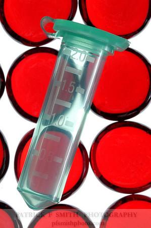 Concept Shot - Labrix Blood Kit
