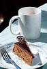 Silk Cake and Coffee